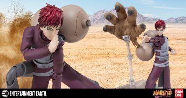 Master Jutsu with Gaara!