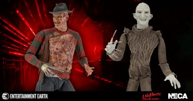Celebrate the 30th Anniversary of Dream Warriors with NECA