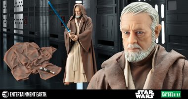 Commemorate Obi-Wan's Last Stand with This Kotobukiya ArtFX+ Statue