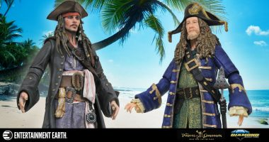 These Action Figures Are So Amazing That Even Dead Men Want to Tell Tales about Them