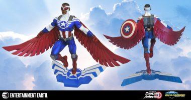 All-New Captain America Sam Wilson