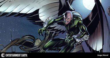 Get to Know Spider-Man's Vulture