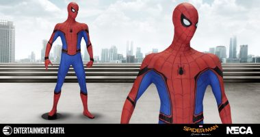 Spidey Comes Home as This Life-Sized Foam Figure