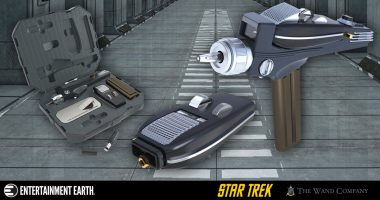 Take Charge of Your Home Entertainment System with the Star Trek Original Series Phaser
