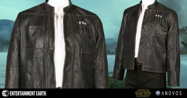 A New Jacket for a Scruffy Looking Nerf-Herder