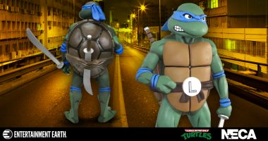 For the Collector Who Has Everything, a Full Sized TMNT Replica