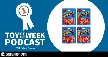 Toy of the Week Podcast: Alien M.U.S.C.L.E. Mini-Figures