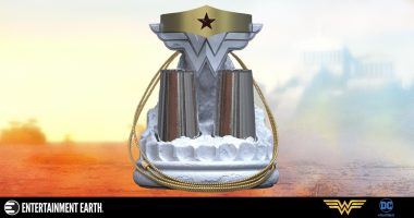 Become Wonder Woman with This Prop Replica