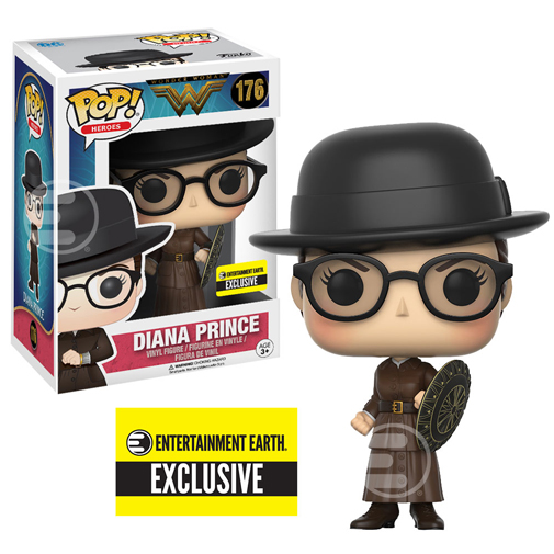 Exclusive Wonder Woman Pop!