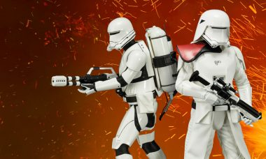 Join the First Order with This Kotobukiya Two-Pack