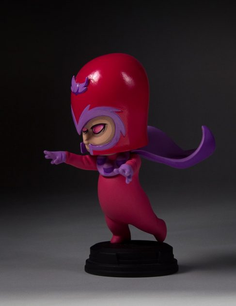 X-Men Magneto Animated Statue