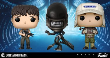 Just Revealed! Take a Look at These Alien: Covenant Funko Pop! Figures