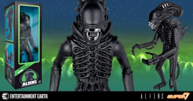 The Aliens Action Figure You've Been Waiting 30 Years For