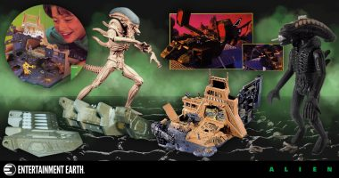 See What Could Have Been: These Unproduced Alien Action Figures Will Blow Your Mind!