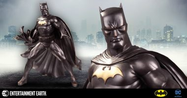 Can You Guess How Rare This Batman Statue Is?