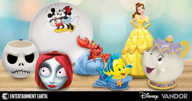 Add a Dash of Magic to Your Kitchen with These 6 Vandor Disney Items
