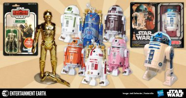 3 Easter Eggs in Star Wars Droid Toys. Who Knew!
