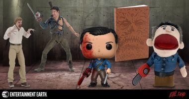 No Need for Magic Words to Add These Evil Dead Goodies to Your Collection