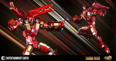 You Need This Iron Man Armor! No, You Didn't See This in the Movies