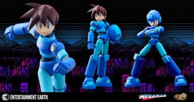 Mega Man Is Here to Defend Our World!