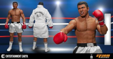 "Why This Muhammad Ali Action Figure Is ""The Greatest"""