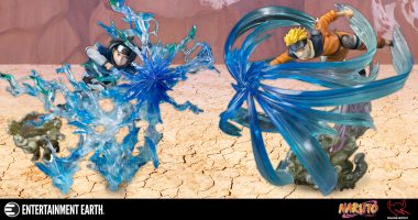 What Sets These Naruto Statues Apart?