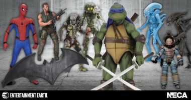 Decorate Your Home in Proper Geek Style with These NECA Items