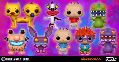 Funko Nicktoons Pop! Figures! Which is Your Favorite?