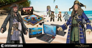 5 Collectibles That Will Have You Living a Pirate's Life