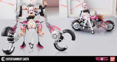 Super Sonico Like You've Never Seen Her Before!