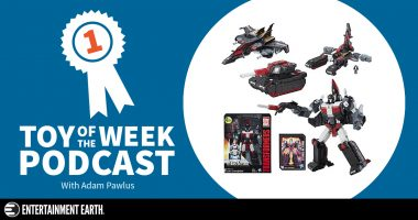 Toy of the Week Podcast: Transformers Titans Return Leader Sky Shadow