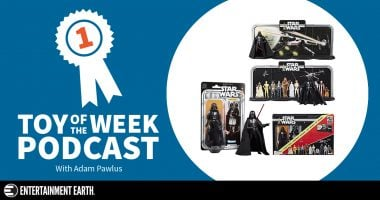 Toy of the Week Podcast: 40th Anniversary Display Diorama with Darth Vader 6-Inch Action Figure