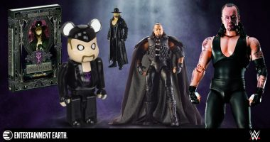 5 Phenomenal Collectibles to Celebrate the Legacy of the Undertaker