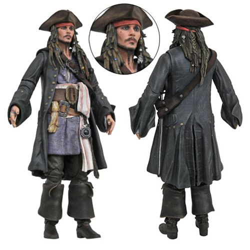 Pirates of the Carribbean: Dead Men Tell No Tales Action Figure