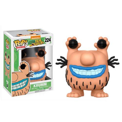 Aaahh!!! Real Monsters Pop! Vinyl Figure