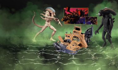 These Unproduced Alien Action Figures Will Blow Your Mind!
