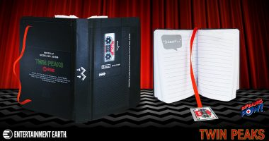 Investigate Any Mystery with This TWIN PEAKS Mini Journal by Your Side