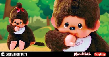 Monchhichi Is Back and Bigger Than Ever!