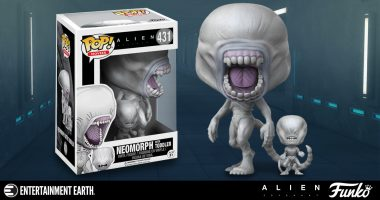 Witness the Shock and Terror of These Neomorph Pop! Vinyl Figures
