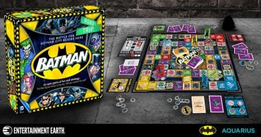 Video How To: Aquarius Batman Road Trip Game