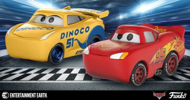 Feel the Need for Speed with These Cars 3 Pop! Vinyl Figures
