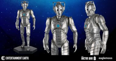 Nightmares in Silver: TV's First Cybernetic Hive-mind Envisioned as an Amazing Figure