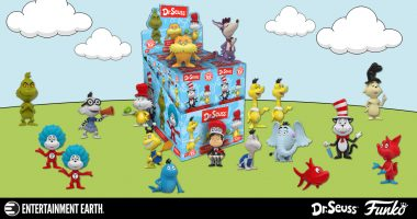 These Dr. Seuss Mystery Minis Are Tiny and Mighty