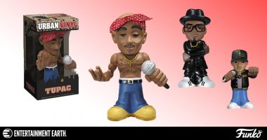 Hip-Hop and You Don't Stop: Funko Urban Vinyl Figures