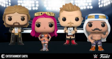 New WWE Funko Pop! Figures Just Made the List!