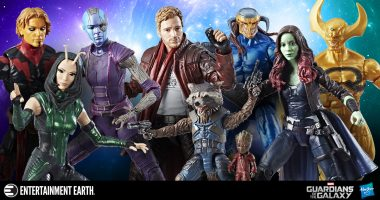 Get Ready to Rock with More Guardians of the Galaxy Figures!