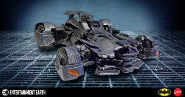 The Ultimate Batmobile RC Vehicle Has Arrived!