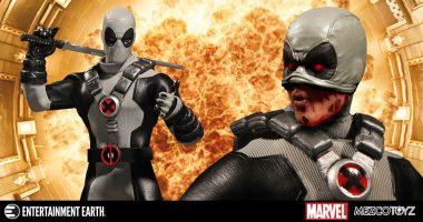 It's Captain Deadpool… Nah, Just Deadpool One:12 Collective