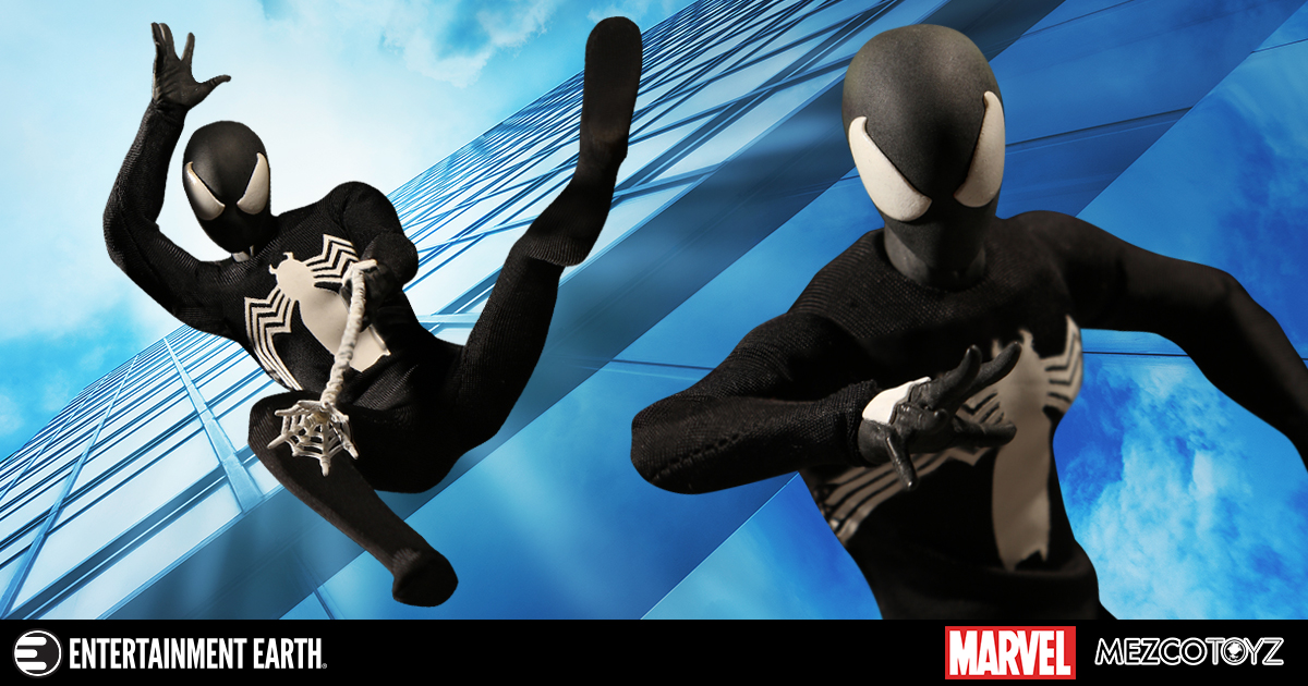 Spider-Man One:12 Collective Swings into Action