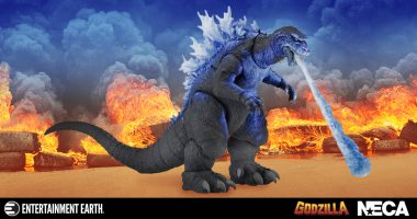 The King of Monsters Goes on an All-Out Attack!